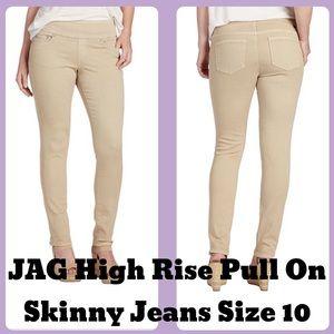 JAG High Rise Skinny Jean